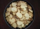 «Butter Bredele» Petits beurres de noël