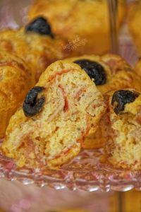 Muffins façon pizza réduit  (4)