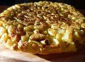 Tortilla de patatas traditionnelle
