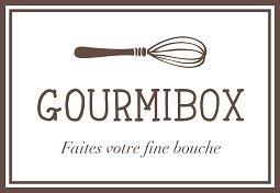GOURMIBOX_Logo étiquette