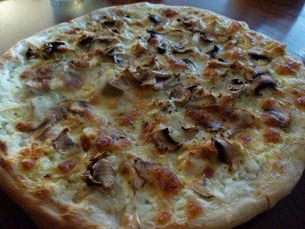 Pizza à l'Indienne 009