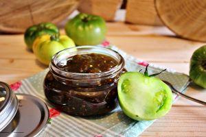 Confiture de tomates vertes  (1)