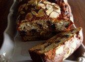 Banana Bread aux noix et pépites de chocolat