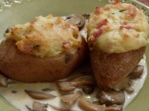 Pommes de terre Reblochon 005