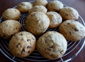 Cookies cœurs fondants Nutella