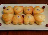 Financiers aux Griottines