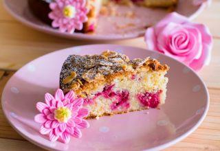 Gâteau amandes et framboises réduits  (5)