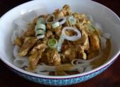 Nouilles Chiang mai
