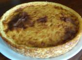 Flan pâtissier à la noix de coco