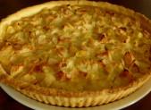 Tarte Normande aux pommes et aux poires