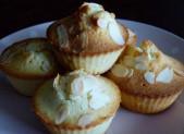 Muffins aux amandes