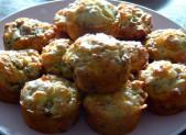 Muffins à la saucisse
