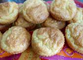 Muffins au crabe