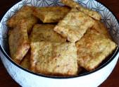 Biscuits apéro à la moutarde et au comté