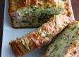 Cake breton à l'andouille de Guémené et aux algues
