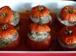 Tomates farcies aux 3 viandes