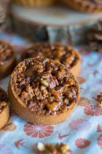 Tartelettes aux noix réduits  (1)