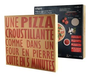 CRISPIZ by GREGORY MAITRE - PACKAGING HD