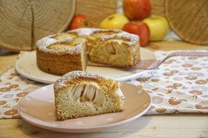 Gâteau pommes serrées réduite  (4)