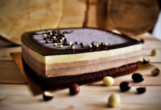 Bavarois 3 chocolat 2 interprété