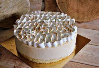 Gâteau citron insert framboises  (8)
