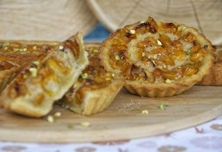 Tarte mirabelles pistache  (5)