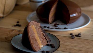 Entremets chocolat caramel réduits (4)