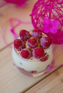 Tiramisu fraises framboises réduites  (12)